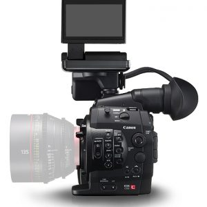 Canon C500 PL Camera Rental