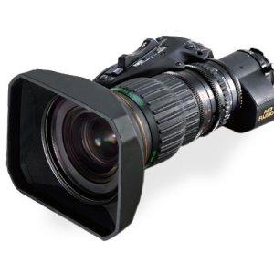 Fuji HA22x7 HD Lens