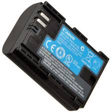 DSLR 5D Battery Rental