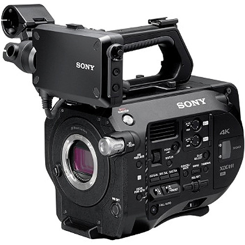 Sony XDcam Super 35 Camera Rental