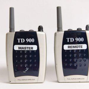TD 900 Duplex Wireless