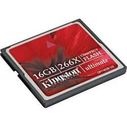Kingston 16GB Compact Flash Card
