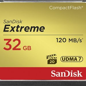 Compact Flash Card 32 GB