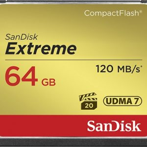 Compact Flash Card 64 GB