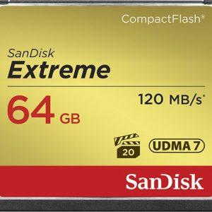Compact Flash Card 64 GB