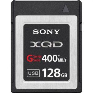 Sony XQD Card 128GB