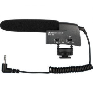 Sennheiser MKE 400 Compact Video Camera