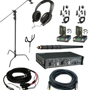 Audio Package with 442 Mixer