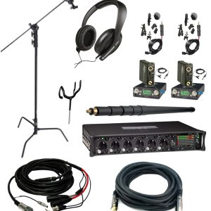 Audio Package with 664 Mixer