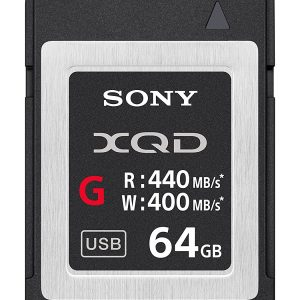 Sony XQD 64GB Card