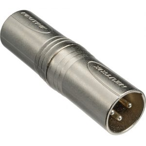 XLR Male to XLR MALE Adapter