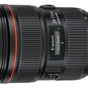 Canon Zoom EF Mount 24 Lenses