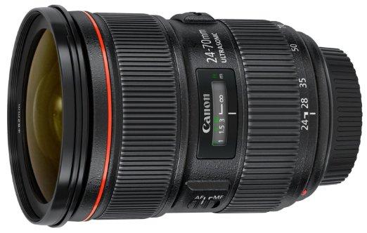 Canon Zoom EF Mount 24 Lenses