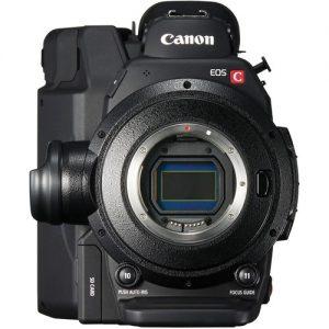 Canon C300 EF-Mount