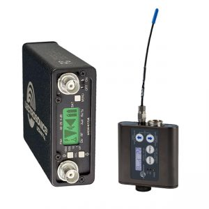 Lectrosonic SMV Transmitter with a 411A Receiver