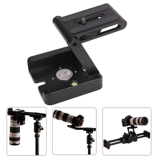Multi-Angle Camera Mount