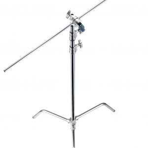C Stand with Grip Arm
