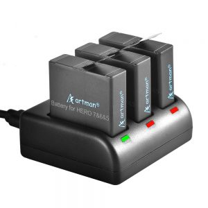 GoPro Battery and Charger Kit