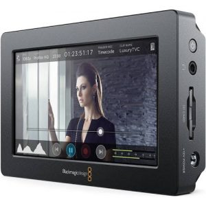 Blackmagic Design Video Assist Monitor Package