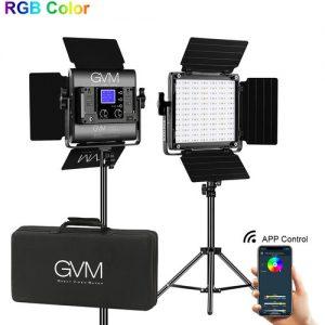 GVM 800D RGB LED Panels